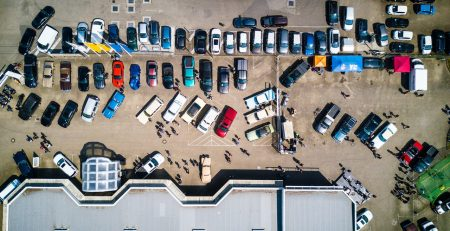 Common Risks Associated with Parking Lot Accidents