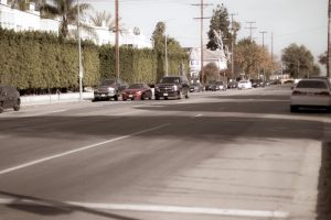 Can You Avoid a Sideswipe Accident in Las Vegas