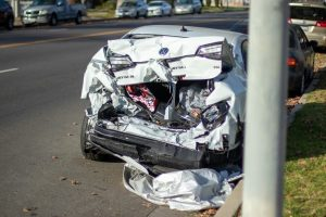 Do you Have to do Anything if You Hit an Unoccupied Car in Las Vegas